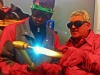 Practical Training oxy-fuel cutting